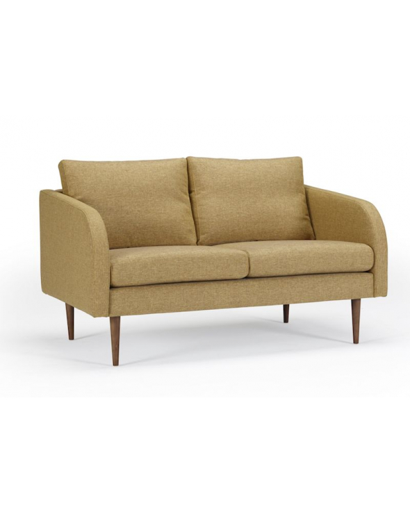 Kragelund Furniture - Hugo 2-pers. sofa Gul