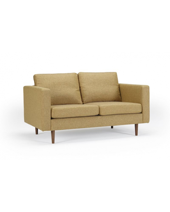 Kragelund Furniture - Otto 2-pers. sofa Gul