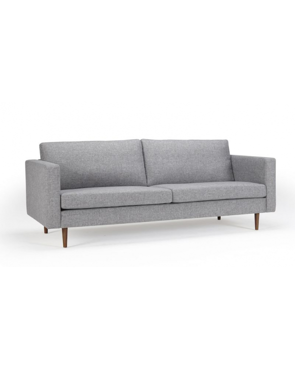Kragelund Furniture - Otto 3-pers. sofa Grå