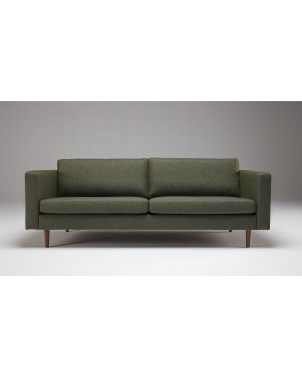 Kragelund Furniture - Otto 3 Pers. Sofa - Grøn