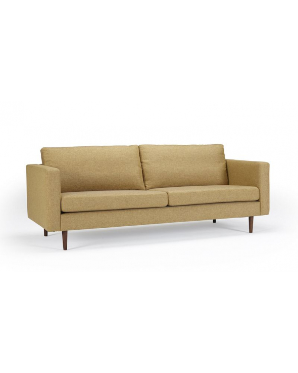 Kragelund Furniture - Otto 3-pers. sofa Gul