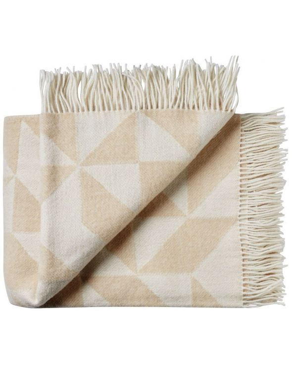 Twist a Twill Plaid, Beige
