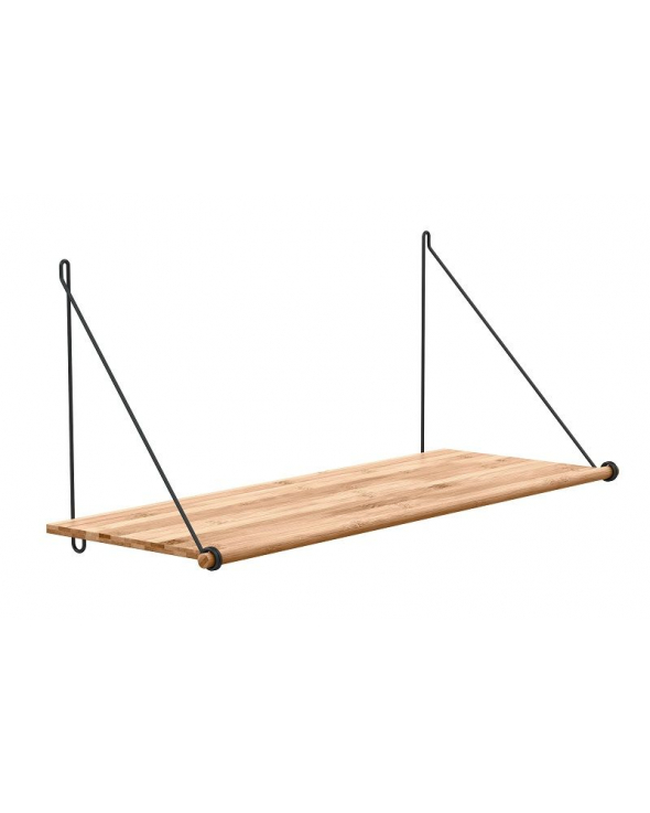 We Do Wood - Loop Shelf - Bambus