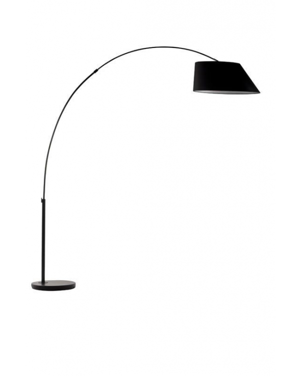 Zuiver Arc Gulvlampe - Sort