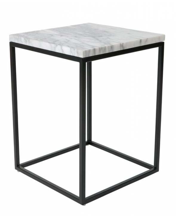 Zuiver - Marble Power Sidebord - Grå
