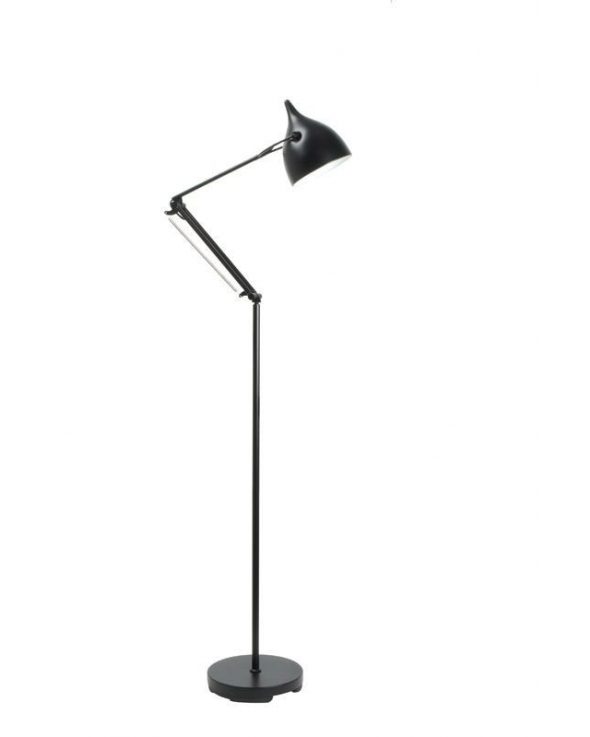 Zuiver - Reader Gulvlampe - Sort
