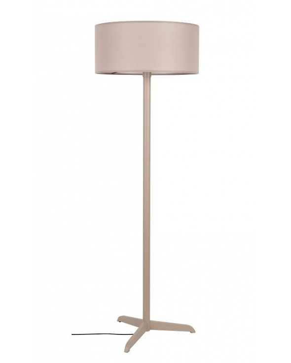 Zuiver - Shelby Gulvlampe H155 cm - Taupe
