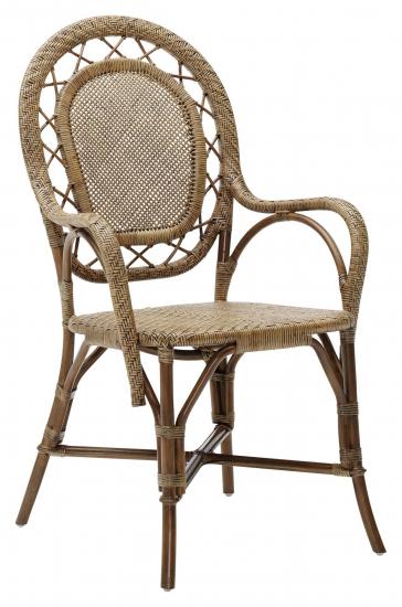 Sika-Design Romantica Spisebordsstol - Antique