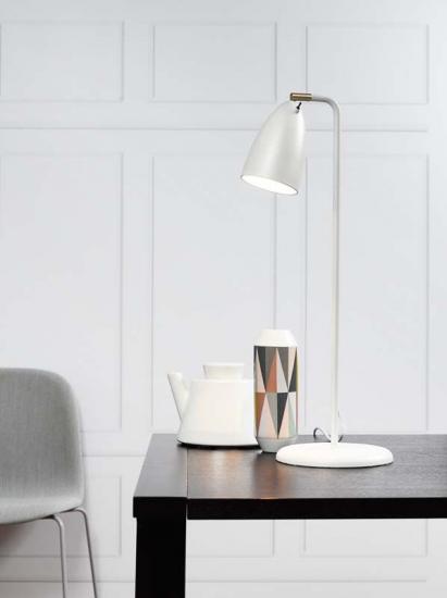 Nordlux DFTP Nexus 10 Bordlampe - Hvid