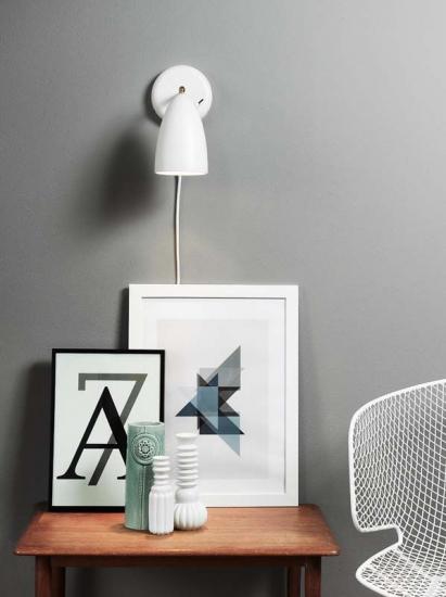 Nordlux DFTP Nexus 10 Væglampe - Hvid