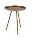homii Sidebord - Kobber - Sidebord Ø39 cm