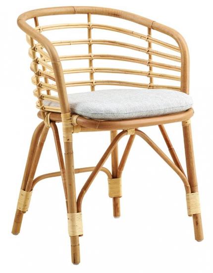 Cane-line - Blend Hynde - Hvid - Cane-line Hynde til Blend stol