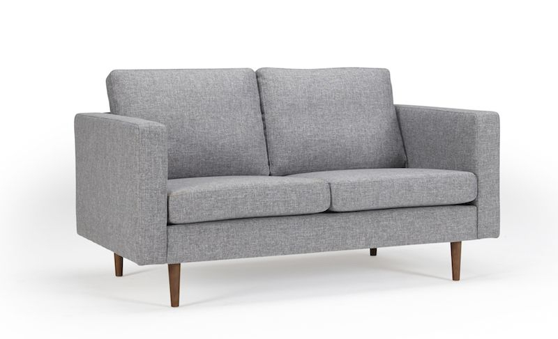 Kragelund Obling 2-pers. sofa Grå