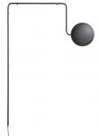 WOUD - Mercury Væglampe - Sort