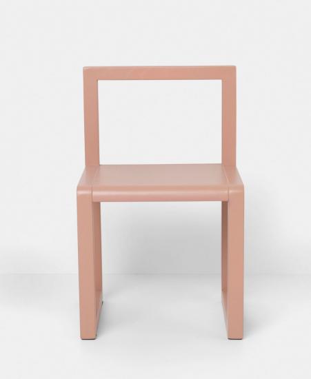 Ferm Living - Little Architect Børnestol - Rose