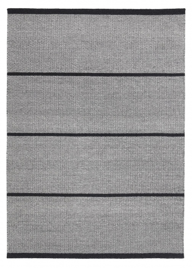 Fabula Living - Elli Kelim, Sort/grå - 170x240