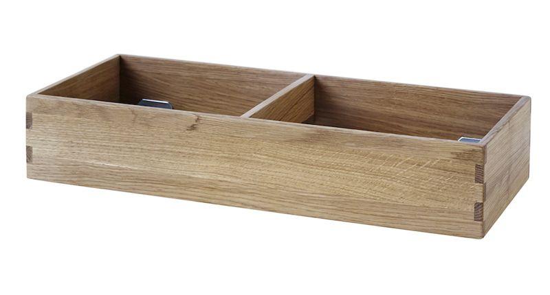FDB Møbler - Sokkel 10x54x24 cm - Eg