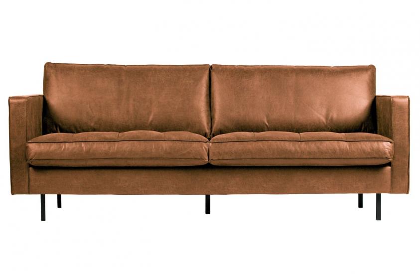 Rodeo Classic 2,5-pers. Sofa - Cognac