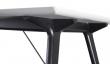 Andersen T7 Spisebord m. udtræk sort eg, 220cm