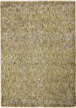 Dundee Håndtuftet tæppe - Grøn - 160x230