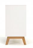 Woodman - Kensal Skænk - Hvid laminat