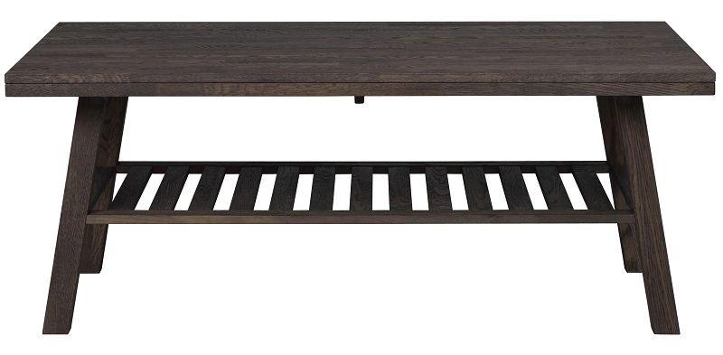 Brooklyn Sofabord - børstet eg - 130x75