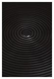Hypnotising Sidebord - Sort, Ø37