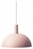 Ferm Living, Dome Skærm, Rose, Ø38