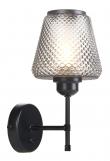 Halo Design Damn Fashionista væglampe - Smoke