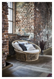 Sika-Design Love Nest - Skin-on natural