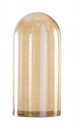Ebb&Flow - Glasdome til Speak Up! Lamp, Golden smoke, Ø20