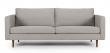 Kragelund Otto 3-pers. Sofa, Dark sand stof