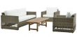 Sika-Design Carrie Loungestol - Antique