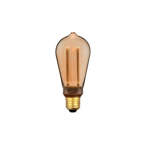 Halo Design Colors Dim LED Drop Amber, Ø6, dæmpbar