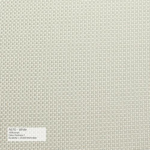 Sika-Design Hynde til Charlot 2-pers. Sofa - Hvid