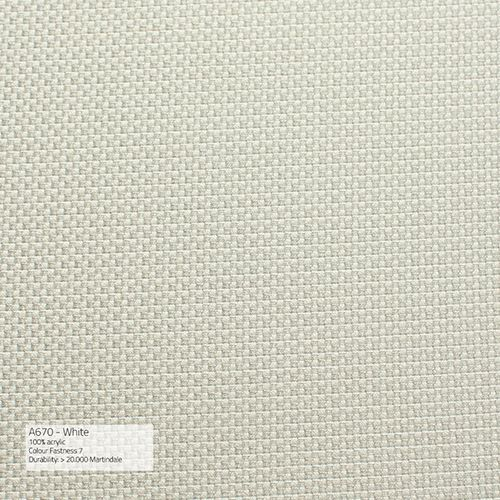 Sika-Design Hynde til Charlottenborg Loungestol - Hvid