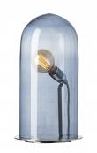 Ebb&Flow - Glasdome til Speak UP! Lamp, deep blue, Ø20