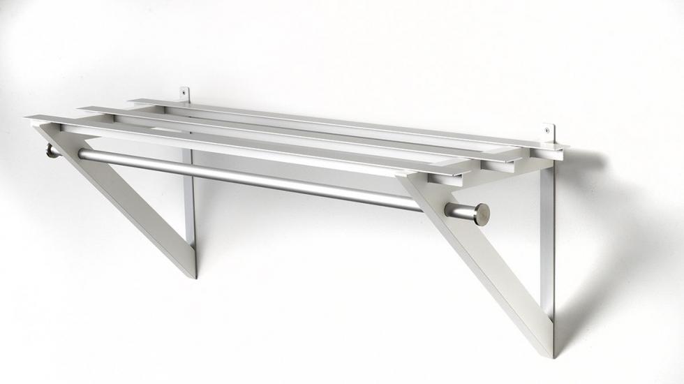 Hoigaard - HH-7 Milano Hattehylde - hvid - 98 cm