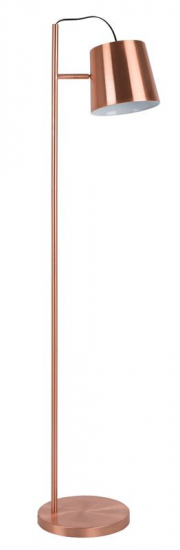 Zuiver - Buckle Head Gulvlampe - Kobber