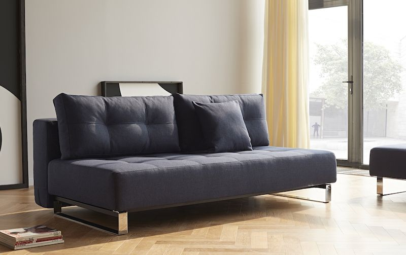 Innovation Living - Supremax Sovesofa Blå - 155x200 cm