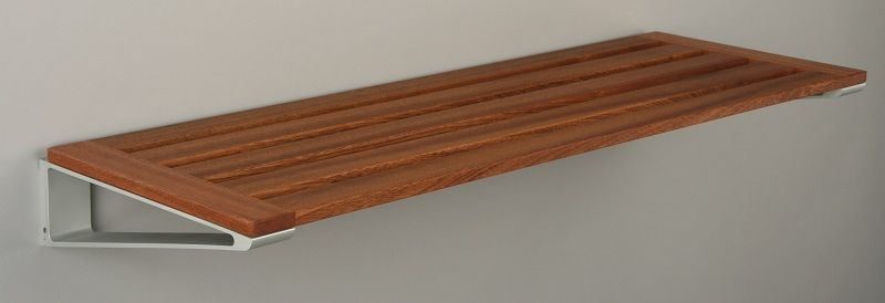 KNAX Skohylde - 40 cm - Mahogni