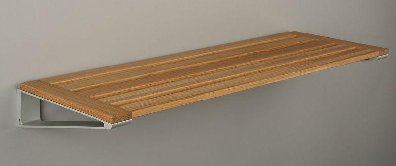 KNAX Skohylde - 40 cm - Olieret eg