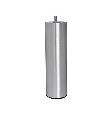 Runde metalben - 19 cm - Sengeben i metal