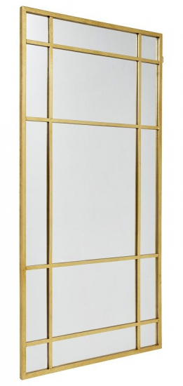 Nordal - Spirit Spejl - Gyldent spejl 204x102 cm