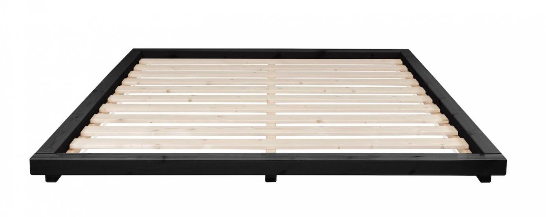 Dock Sengeramme, 160x200, Sort