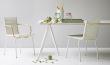 SIDD Spisebordsstol - Hvid