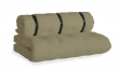 Buckle-Up Out Futonsofa, Beige