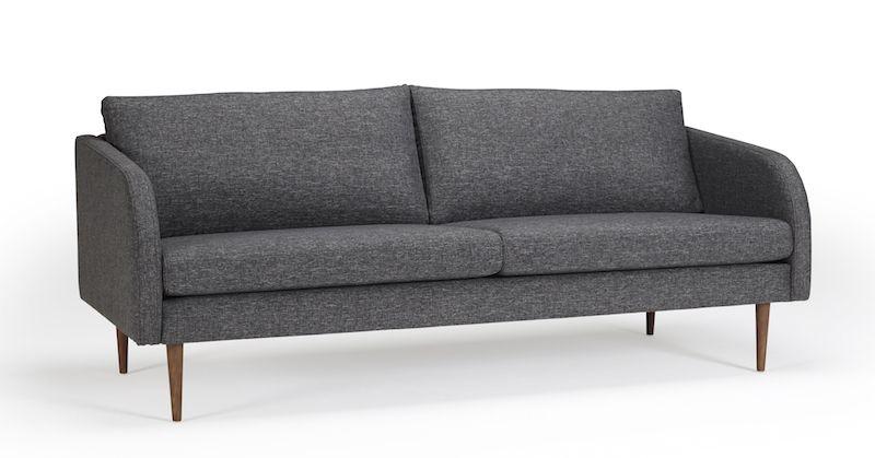 Kragelund Hugo 3-pers. sofa Grå