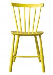 FDB Møbler - J46 Spisebordsstol - Gul
