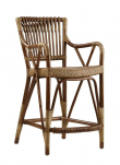 Sika-Design Blues Barstol - Rattan - Originals by Sika